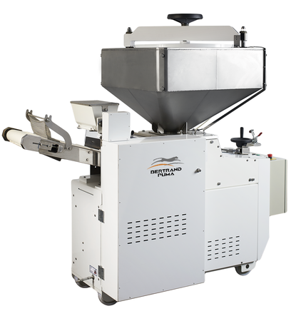 Catalog of our machines and mixers for the bakery Automatic dough divider