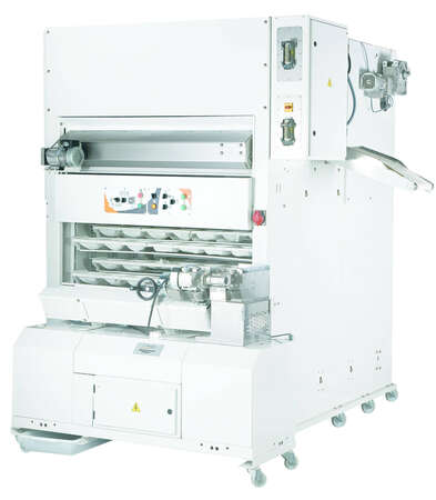 Catalog of our machines and mixers for the bakery Intermediate proofers with integrable moulder