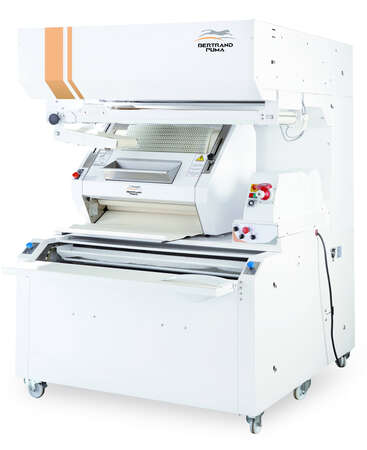 Catalog of our machines and mixers for the bakery Intermediate proofer with integrable moulder RPFI