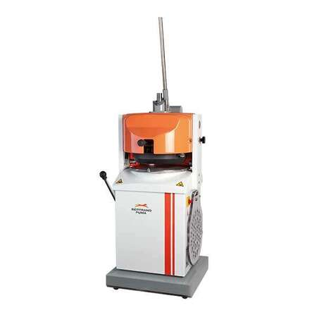 Catalog of our machines and mixers for the bakery Divider rounder RD2 First