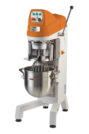 Catalog of our machines and mixers for the bakery Planetary mixers