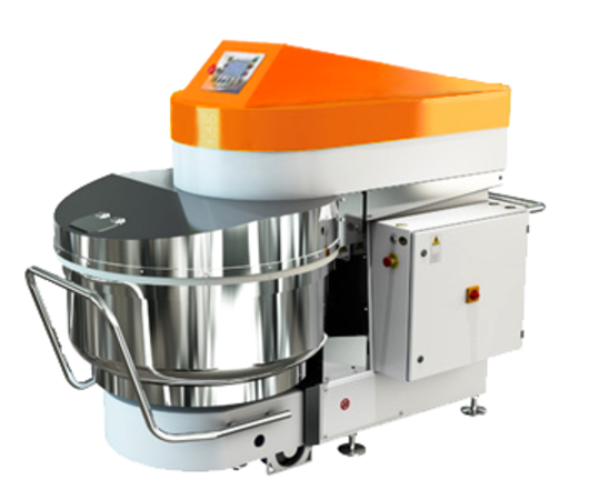 Catalog of our machines and mixers for the bakery SPI A – removable bowl ( Spiral mixer with lifting head and removable bowl )
