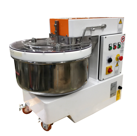 Catalog of our machines and mixers for the bakery Spi compact