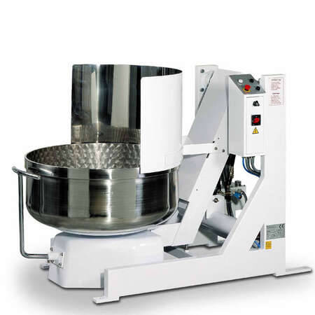 Catalog of our machines and mixers for the bakery Bowl elevator range