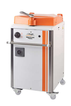 Catalog of our machines and mixers for the bakery Rounded-tank hydraulic divider