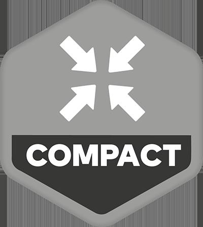 logo de la gamme Compact